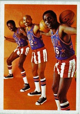 70's Harlem Globetrotters Doing Their Thing! Saw them live with my Dad at Univ. of Florida