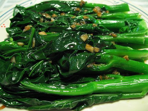 Chinese Broccoli recipe