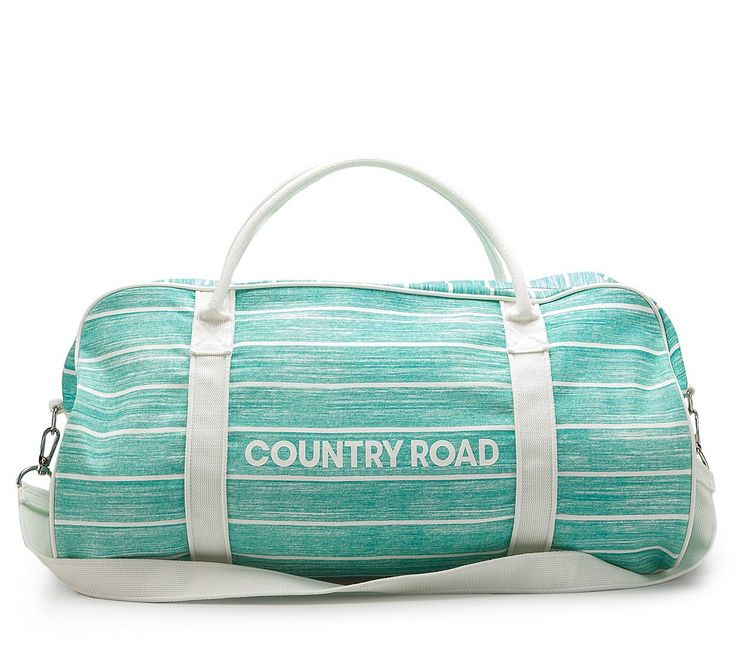 """""""Country Road"""" Tote"""
