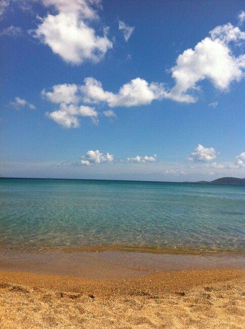 foinikounda beach peloponisos greece