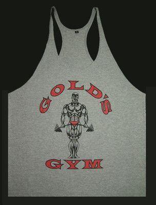 Men's Bodybuilding Clothing and Fitness Tank Tops #MEN'SFITNESS