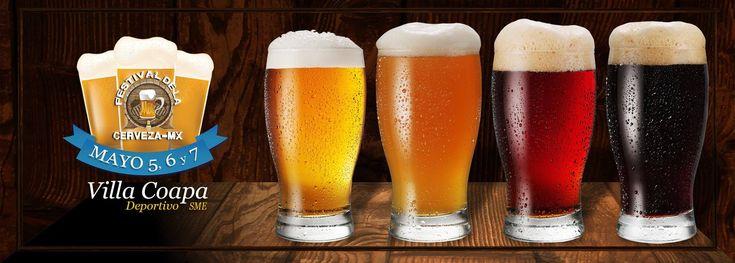 Se llevará a cabo el 3er. Festival de la Cerveza MX
