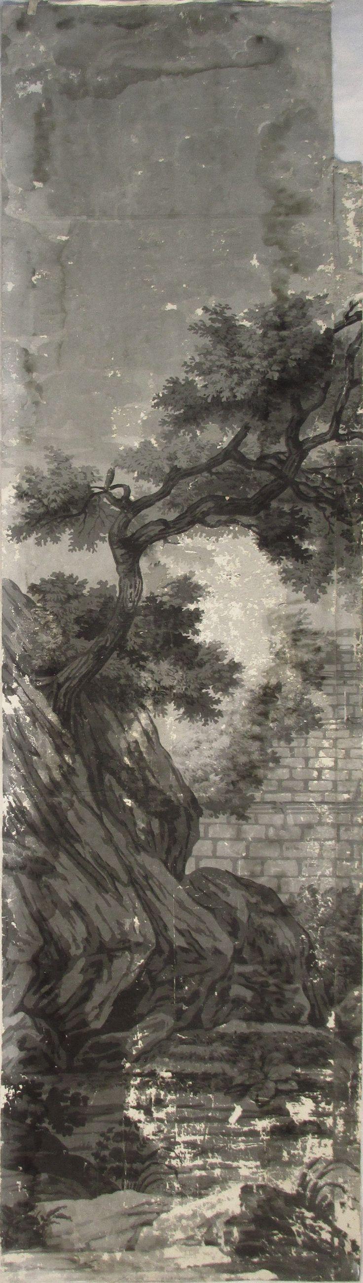 21 Wallpaper Panels, circa 1815, by Joseph Dufour Et Cie, after Comte de Choiseul-Gouffier . https://www.1stdibs.com/furniture/wall-decorations/wallpaper/21-wallpaper-panels-joseph-dufour-et-cie-after-comte-de-choiseul-gouffier/id-f_2781672/