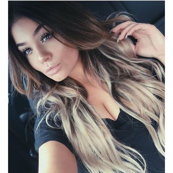 Instagram | Clip-In Hair Extensions | Professional Hair Styling Tools... (8.560 UYU) ❤ liked on Polyvore featuring beauty products, haircare, hair styling tools, hair and hairstyles