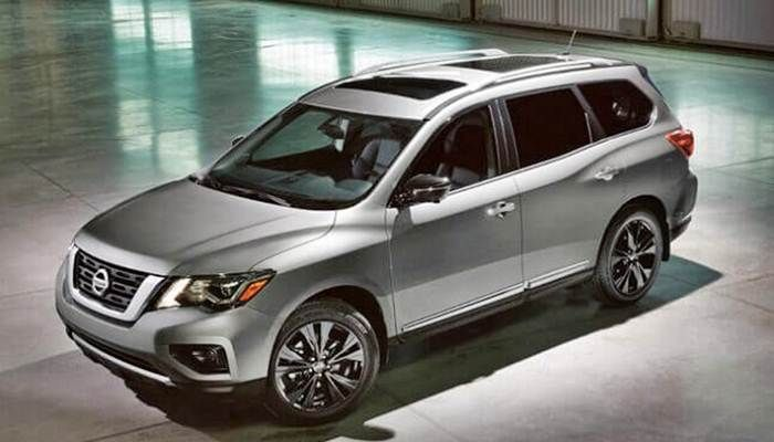 2021 Nissan Pathfinder Redesign And Release Date With Images