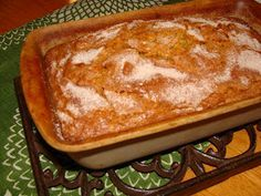 Just Cooking: French Vanilla Pumpkin Amish Friendship Bread