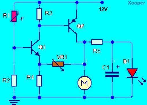 Circuitos electronicos muy útiles y faciles de hacer