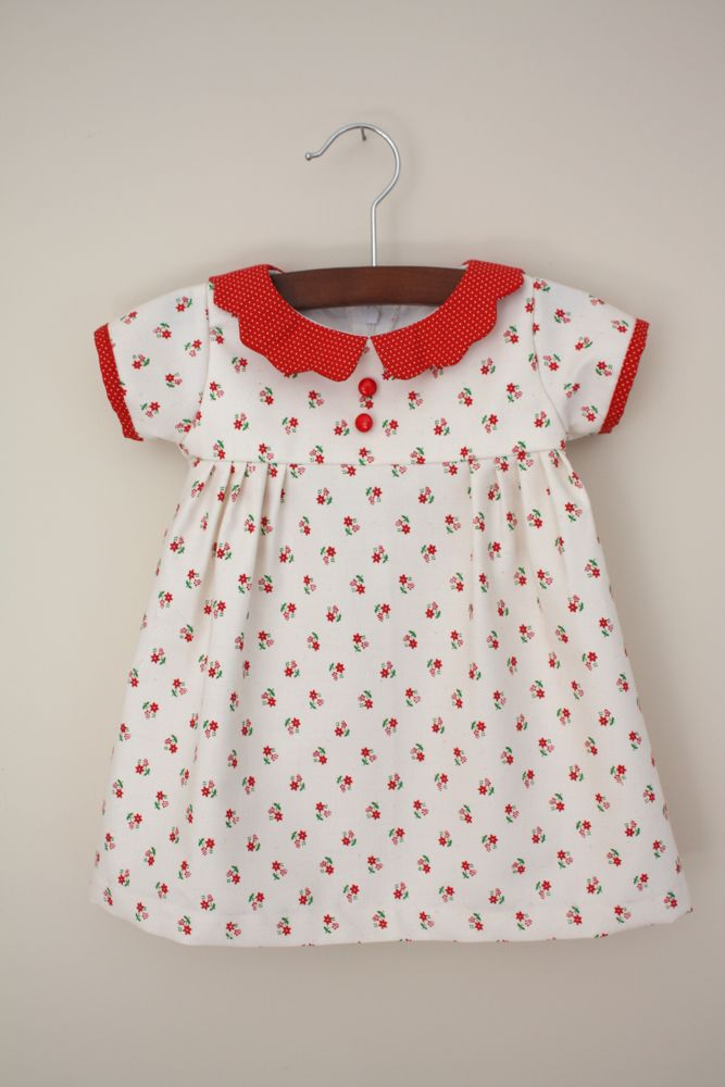 vintage heirloom dress free sewing tutorial baby dress
