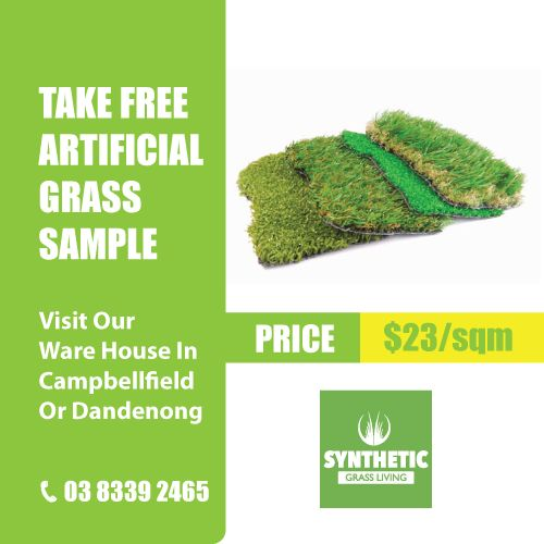 ARTIFICIAL GRASS IS LONG LASTING SOLUTION Our 40mm Artificial Grass are top of the Range Gold class products. Synthetic Grass Living's Fake Grass are manufactured from premium material to create the most realistic natural grass Replica and Softness of the real Grass.