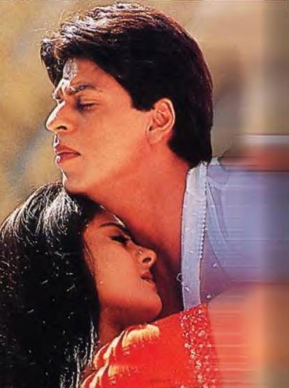 Shahrukh Khan and Kajol - Kabhi Khushi Kabhie Gham (2001)