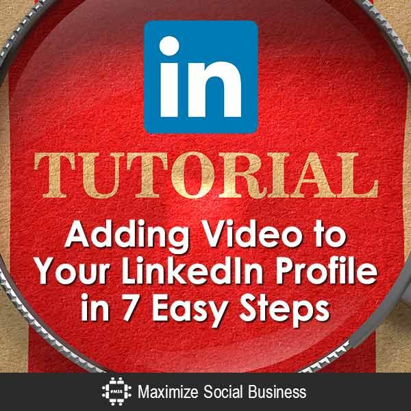 179 best linkedin tools tips images on pinterest social media how to use linkedin video tutorial training on adding a video to your linkedin profile malvernweather Images