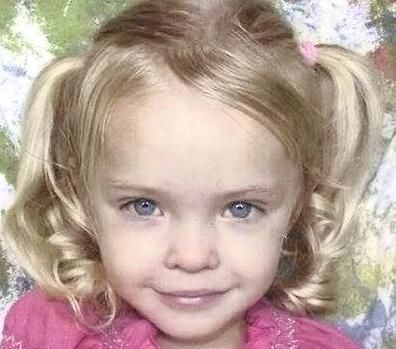 Poppie van der Merwe died after allegedly being abused by her mother and stepfather.