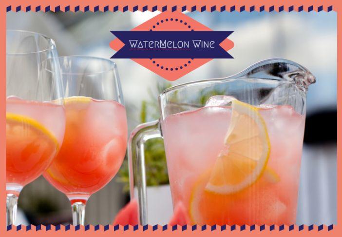 Watermelon wine recipe