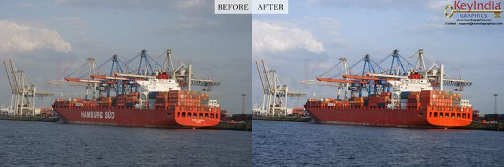 Remove Objects Photo Retouching by KeyIndia Graphics