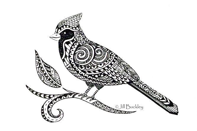 bird: Picasa Web, Zentangle Style, Birds Doodles, Zentangle Birds, Zentangle Zendoodl, Birds Zentangle, Doodles Zentangle Circleart, Web Album, Quilts Rats