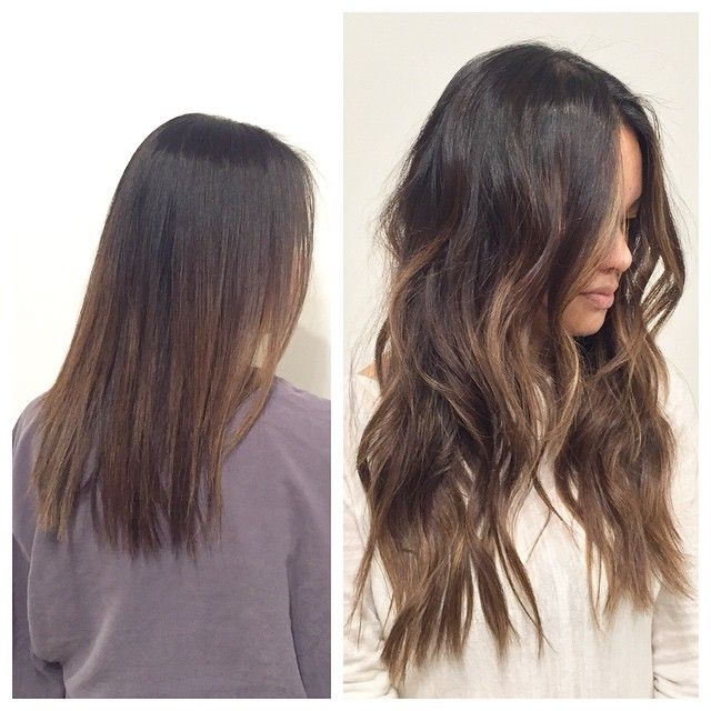 I love using hair lingerie tape extensions! The hair quality is absolutely the…