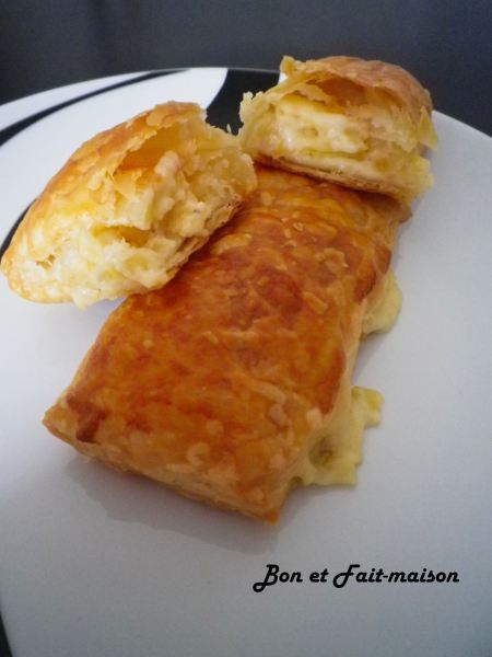 Friands aux fromages