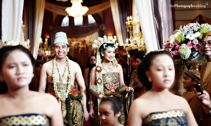 Javanese Party – Basahan or Dodotan | Boyke + Ike 2 | Traditional Wedding