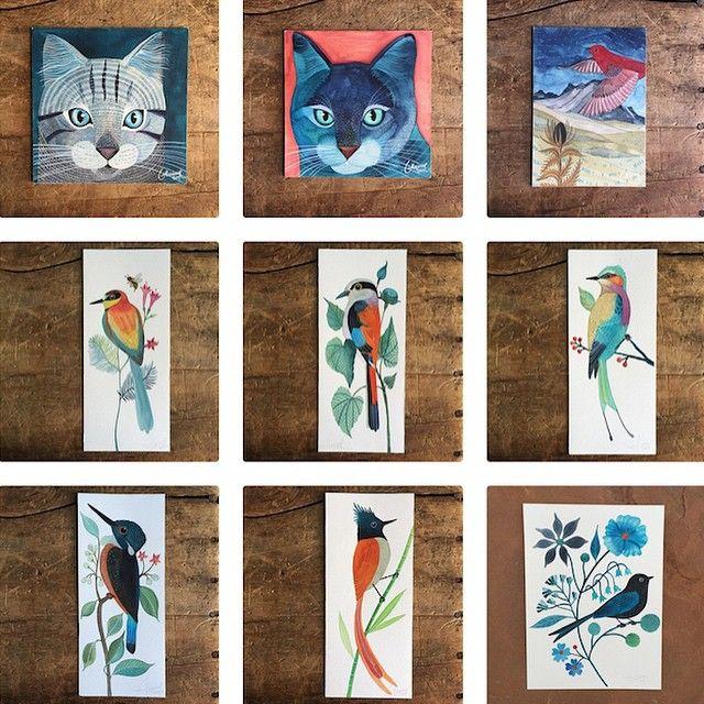 Geninne D Zlatkis (@geninne)   Art sale is live, link on my profile  La venta está en vivo, link a mi tienda en mi perfil.   Intagme - The Best Instagram Widget