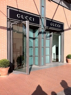 gucci outlet store - outside of florence.  i.can't.help.myself.