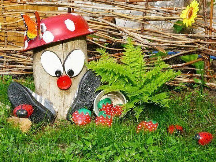 украсить садовый участок картинки информация
