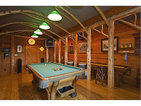 Best Home GameExercise Room Images On Pinterest Exercise - Garage games room ideas