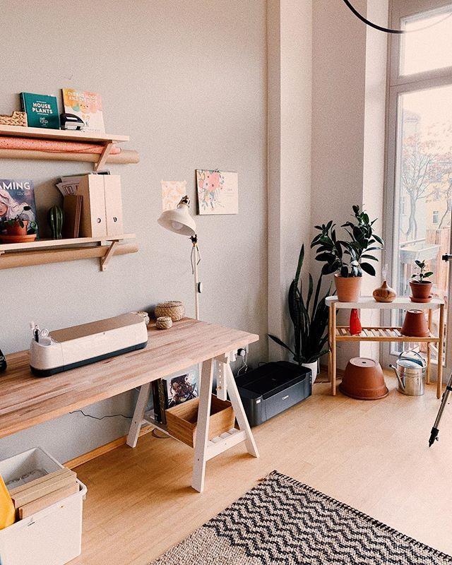 Workspace Vibes Studio Art Artist Illustrator