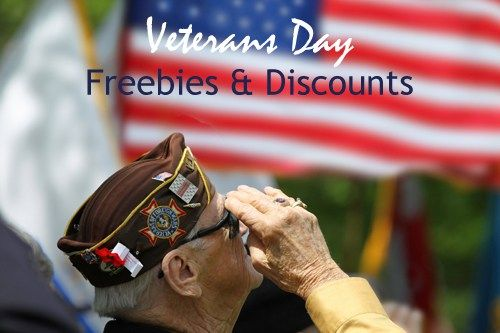 67 Veterans Day Freebies, Discounts – Specials for 2015 #ask #a #expert http://ask.nef2.com/2017/05/28/67-veterans-day-freebies-discounts-specials-for-2015-ask-a-expert/  #ask restaurant offers # 67 Veterans Day Freebies Discounts Each year retailers and restaurants across the country offer Veterans Day freebies and discounts to show their appreciation to servicemen and women past and present. This year the holiday falls on Wednesday, Nov. 11, and many merchants have offers spread throughout…