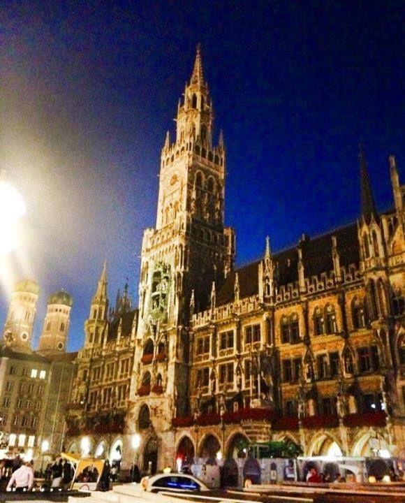 Shot I took in Munich Germany