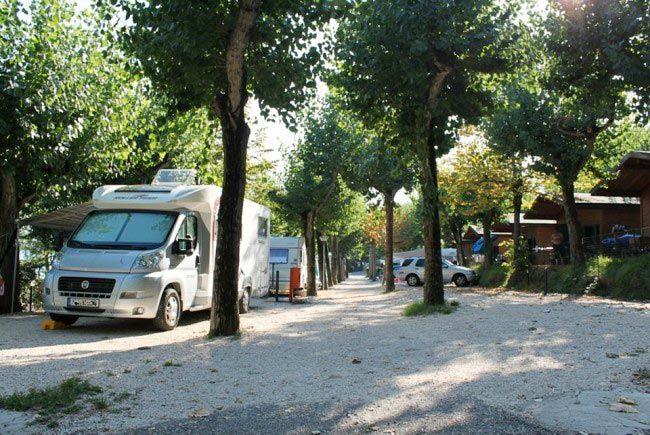 Camping Piantelle Moniga del Garda, Lago di Garda