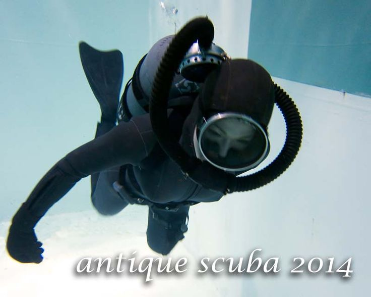 antique scuba 2014 | Dive n vintage | Pinterest | Scubas ...