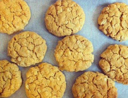 These delicious oaty golden delights have had an IQS makeover. This recipe for…