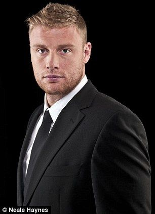 Andrew Flintoff - dreamt about him recently, must be a sign he should be on my list!
