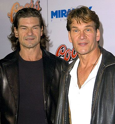patrick swayze brother dating Patrick swayze's widow lisa niemi sold several items from his  patrick swayze's niece upset after wife lisa sells dirty dancing memorabilia: 'it's a slap in the .