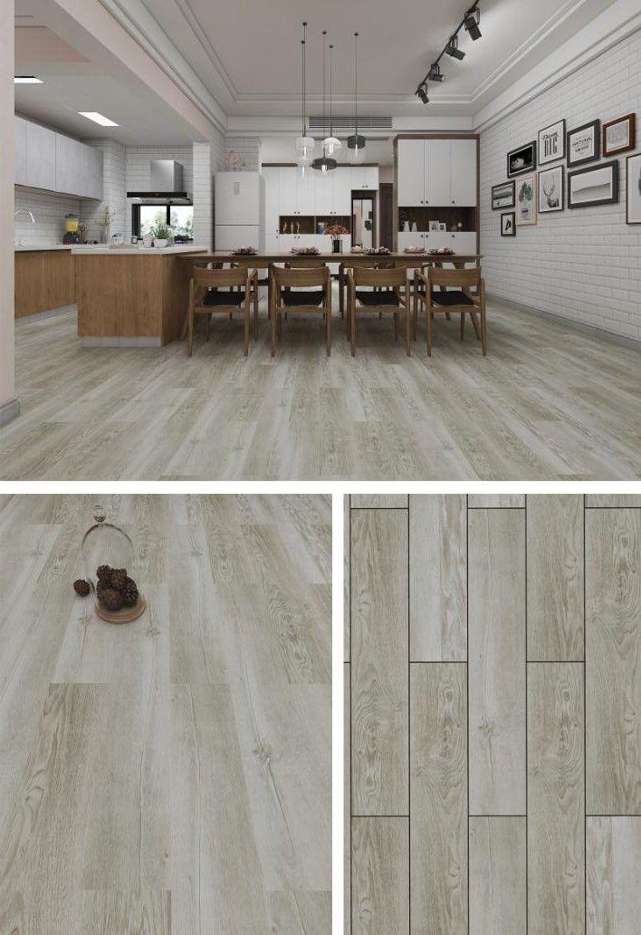 Warm Grey Spc Flooring, Dyno Impact Flooring