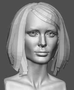 How do I create real-time hair for games?