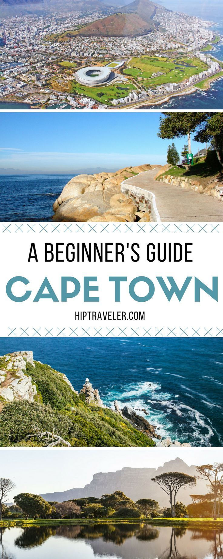The complete beginner's guide to experiencing Cape Town, South Africa.  Best things to do and see including Table Mountain, top museums, cooking classes, township tours, wine tasting and more. Travel in Africa. | Blog by HipTraveler #CapeTown #SouthAfrica