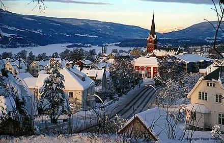 Lillehammer Norway | Lillehammer, Norway | World Insights