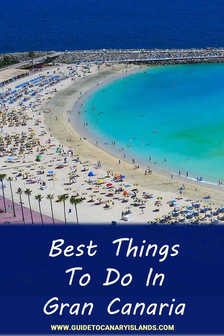 15 Things To Do In Gran Canaria Best Places To Visit And See Cool Places To Visit Gran Canaria Island Travel