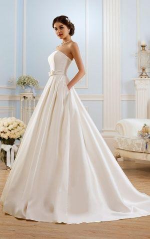 Модные фасоны и стили свадебных платьев в 2016г / Модні фасони і стилі весільних суконь в 2016р