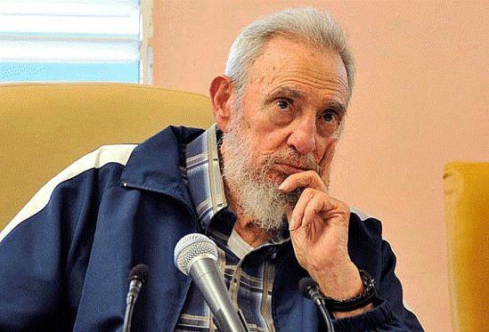 Fidel Castro - REX/ZUMA