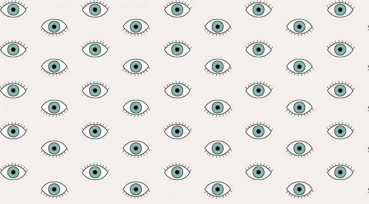Print Evil Eye By: Pepitamendieta Underwear