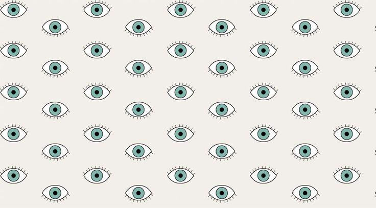 Print Evil Eye By: Pepitamendieta Underwear