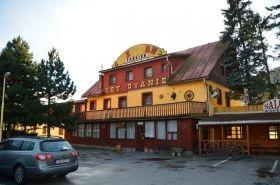 Ponúkame odstúpenie prevádzka penziónu WESTERN PENZIÓN v Černovej