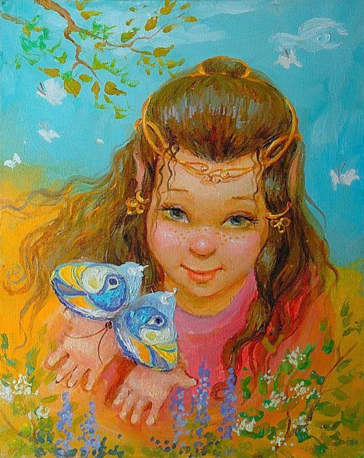 Kate Dudnik ilustradora