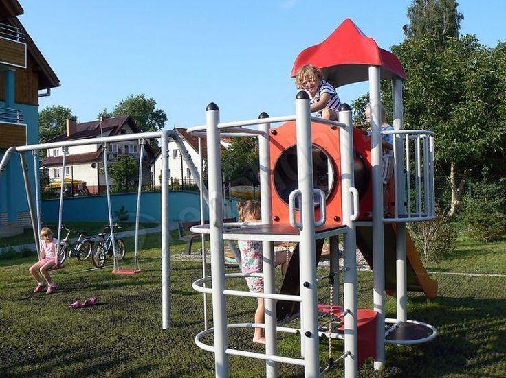Plac zabaw dla dzieci w Kątach Rybackich