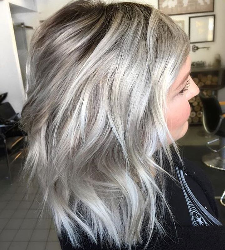 25+ Best Ideas About Medium Ash Blonde On Pinterest