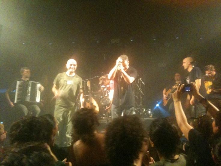 Mouss et Hakim, Magyd Cherfy, Cabaret sauvage, 13/10/2010