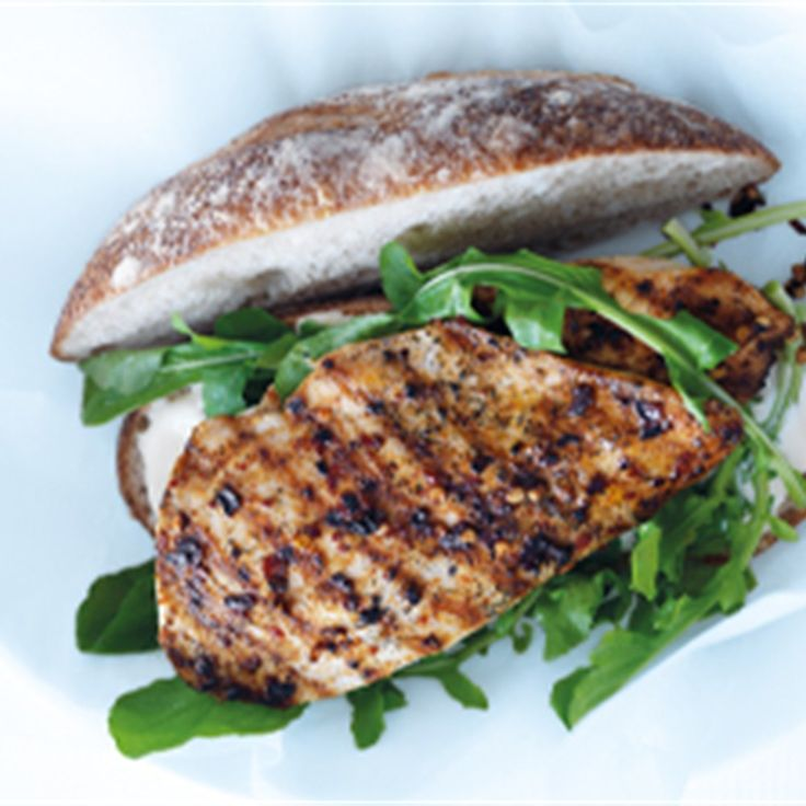 Try this Smoked Chilli Chicken Burger  recipe by Chef Donna Hay. This recipe is from the show Donna Hay – Fast, Fresh, Simple.