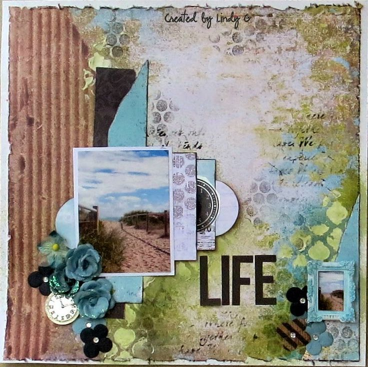My Creative Scrapbook June Le kit